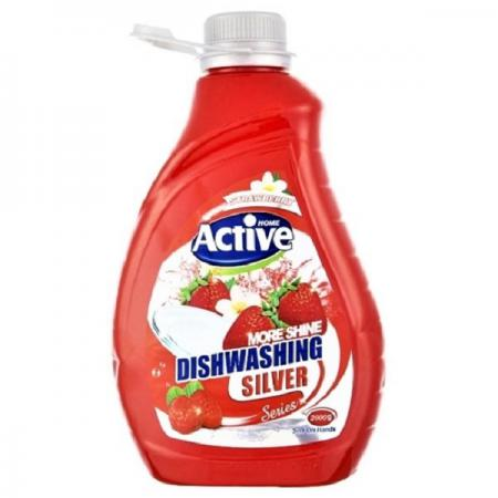 What chemicals are in dishwashing liquid?